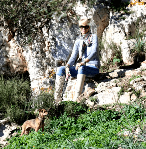Britt auf Mallorca