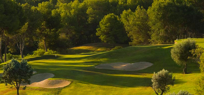 Golfplatz Real Golf Bendinat