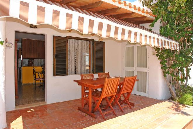 Chalet Vives (f137) in Cala Figuera Foto 6